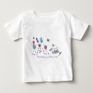 welcome to scotland baby T-Shirt