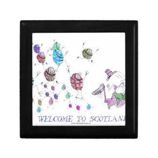 welcome to scotland gift box