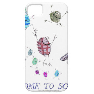 welcome to scotland iPhone 5 cover