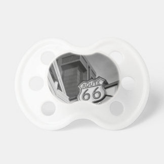 Welcome To Springfield Grayscale Pacifier