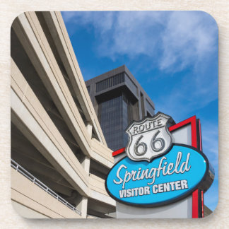Welcome To Springfield MO Drink Coasters