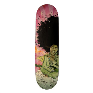 Welcome to the Club: #1 Skateboards