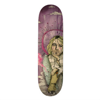 Welcome to the Club: #2 Skateboard Decks