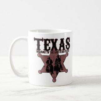 Welcome to the Lone Star State Texas Coffee Mug