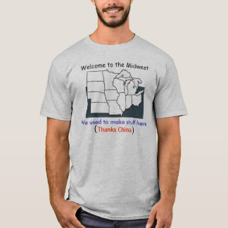 Welcome to the Midwest, T-Shirt
