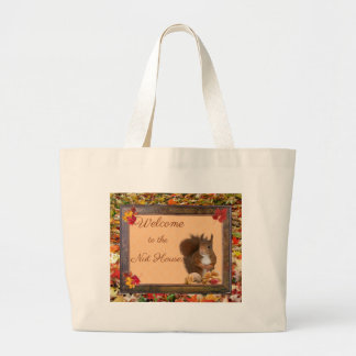 Welcome to the Nut House Tote