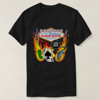 Welcome to the Poker Room T-Shirt