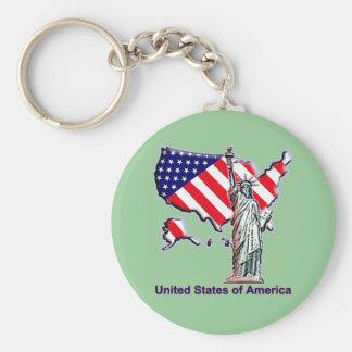 Welcome to the USA Keychain