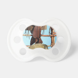 WELCOME TO THE WILD WEST PACIFIER