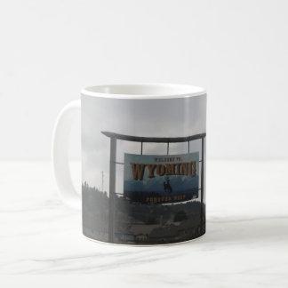 Welcome to Wyoming Mug