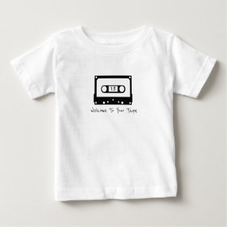 Welcome To Your Tape Find The Reasons Baby T-Shirt