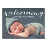 Welcoming Script | Birth Announcement