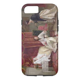 Welcoming the Visitor, 1867 (oil on canvas) iPhone 7 Case