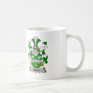 Weld Family Crest Mug