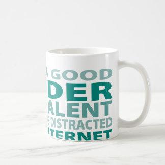 Welder 3% Talent Coffee Mug