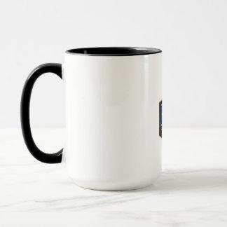 Welder Arc Welding USA Flag Crest Retro Mug