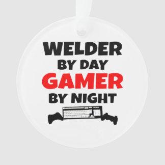 Welder by Day Gamer by Night
