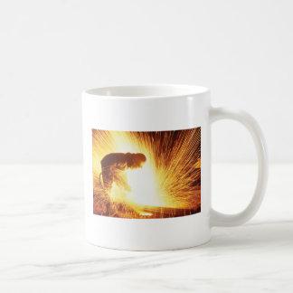 Welder Classic White Coffee Mug