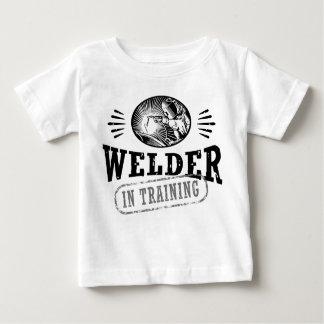 Welder In Training Baby T-Shirt