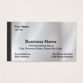 Welder Machinist Pipefitter Millwright Engineer Business Card