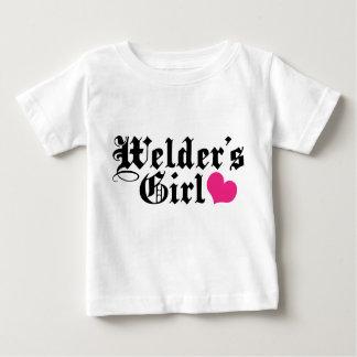 Welder's Girl T-shirt
