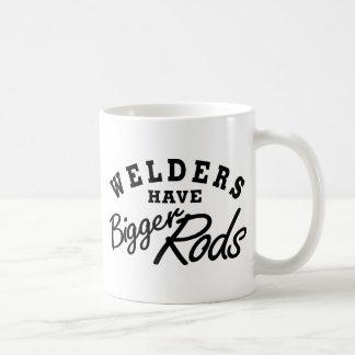 Welders Have... Classic White Coffee Mug