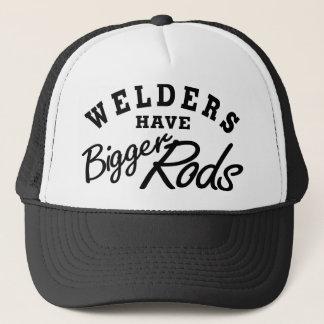 Welders Have... Trucker Hat