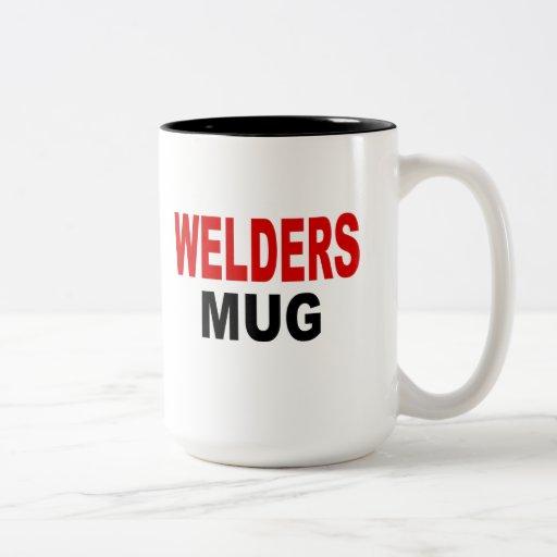 Welders Mug, welding gifts