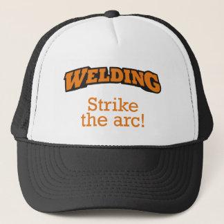 Welding / Arc Trucker Hat
