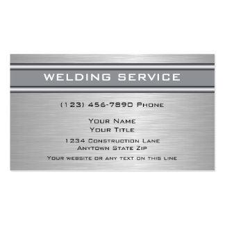Welding Business Cards