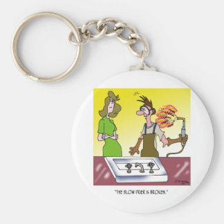 Welding Cartoon 6139 Keychain