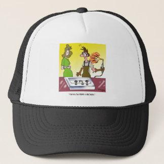 Welding Cartoon 6139 Trucker Hat