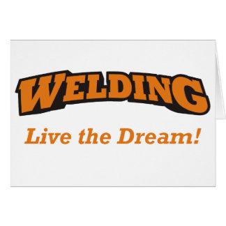 Welding / Dream Card