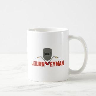 Welding Journeyman Basic White Mug