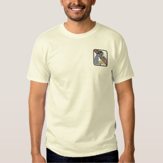 Welding Logo Embroidered T-Shirt