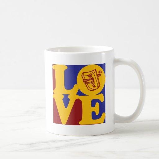 Welding Love Coffee Mug
