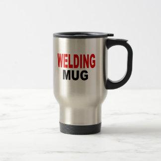 Welding mug, welders gifts travel mug