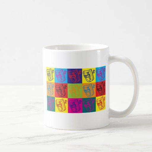 Welding Pop Art Coffee Mugs
