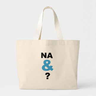 Well and large tote bag