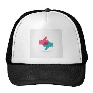 Well badly trucker hat