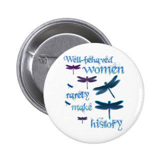 Well-behaved Dragonflies Pins