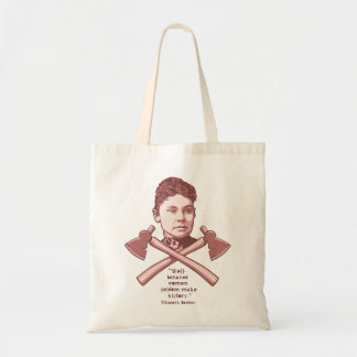 Well Behaved Lizzie 417 Tote Bag