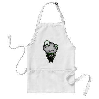 Well Dressed Monster Standard Apron