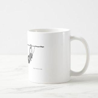 Well Hung Ellipsoidal Mug