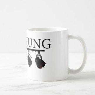 """""""Well Hung"""" Mug for Lighting Engineer/Technician"""