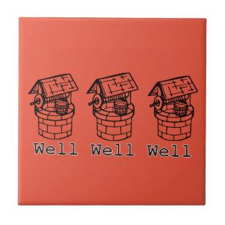 well well well tile
