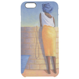 Well Woman 1999 Clear iPhone 6 Plus Case