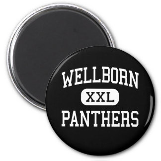 Wellborn - Panthers - High - Anniston Alabama Magnet