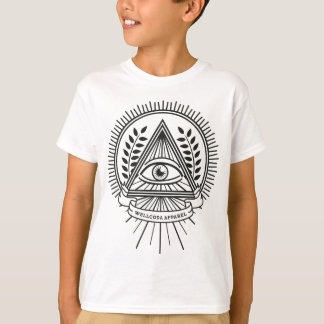 Wellcoda Apparel Illuminati Conspiracy T-Shirt
