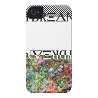 Wellcoda Day Dreamer Contrast Flower Life iPhone 4 Cases